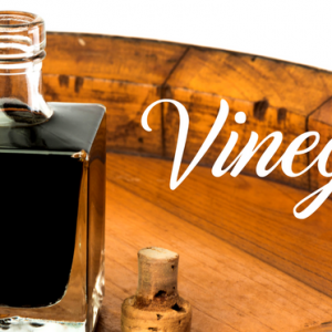 Balsamic Vinegars (Dark)