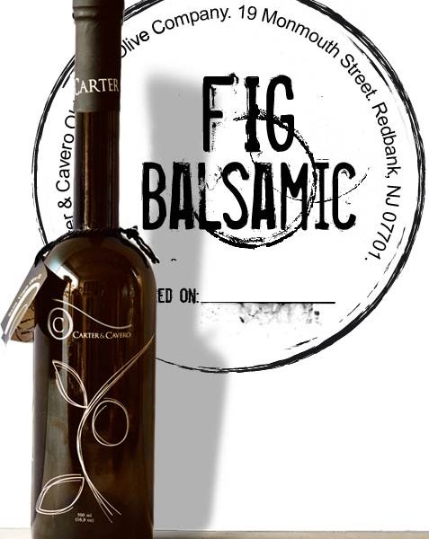 fig balsamic vinegar