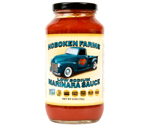 Hoboken Farms low sodium marinara