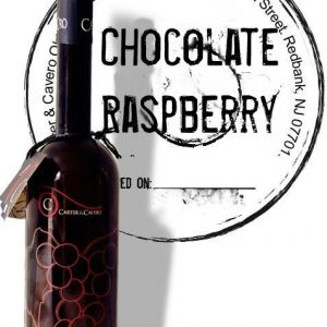 chocolate raspberry balsamic vinegar