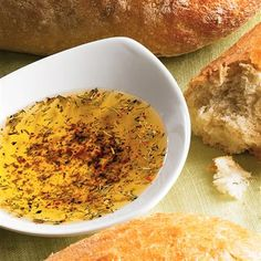 Bread Dipping Spices