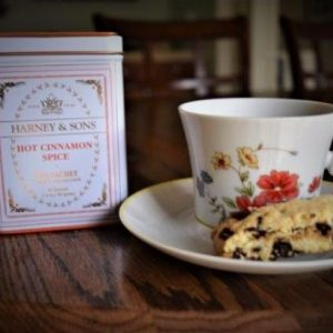 Teas & Cookies