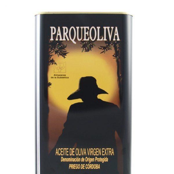 parqueoliva spanish extra-virgin olive oil