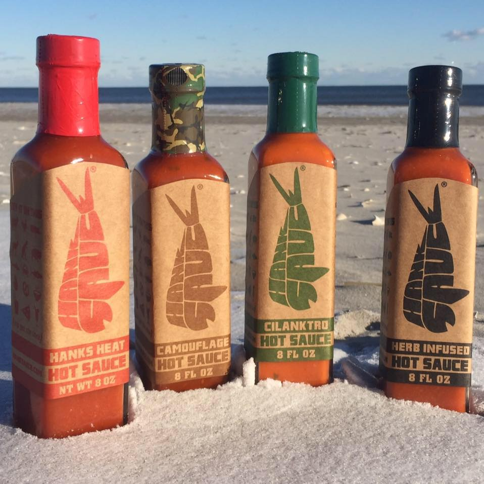 Hot Sauces, Honey & BBQ Sauce