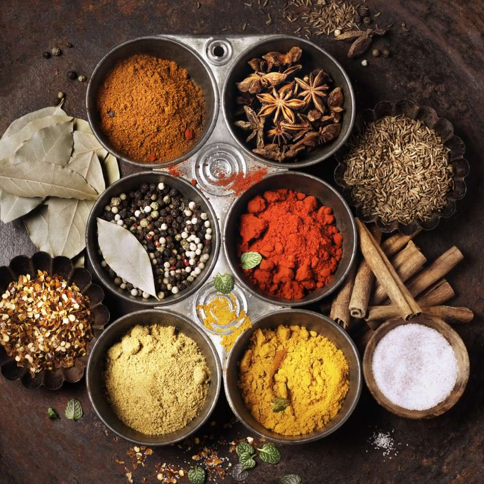 Spices, Salts & Rubs