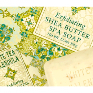 Greenwich Bay Shea Butter Soap 3 Packs