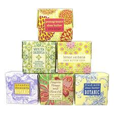 Greenwich Bay Spa Soap Collection