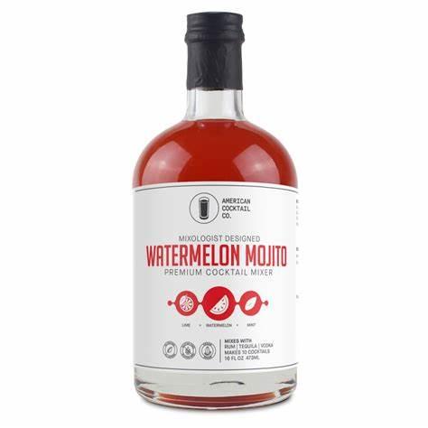 Watermelon Mojito Premium Cocktail Mix